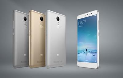 Thay màn hình Redmi Note 3 chính hãng