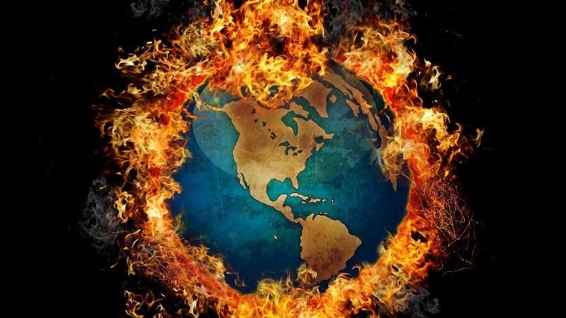 Trái Đất đang lâm vào thảm họa