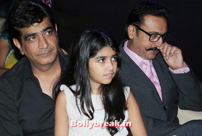 Krishan Kumar and Gulshan Grover, Hotties at Yaariyan Music Launch