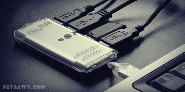 موزع-USB
