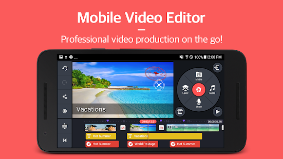 3 Aplikasi Editing Video Terbaik di Android 2