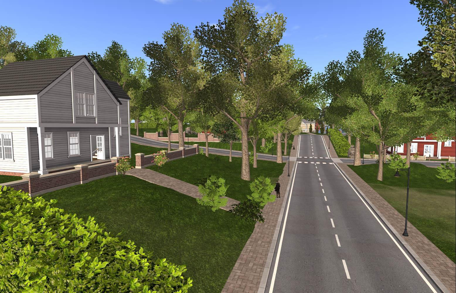 Second Life Newser: New Linden Homes Continent Opens
