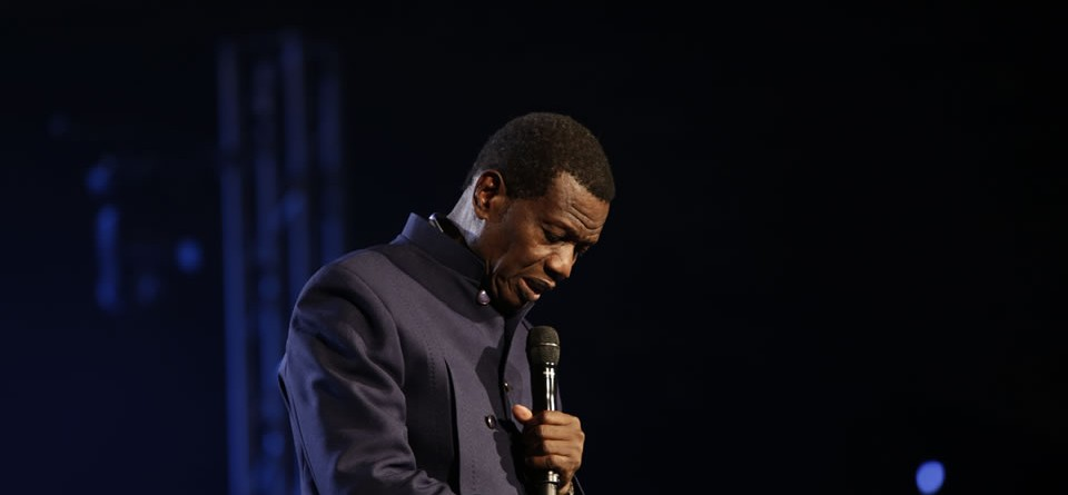 Pastor Adeboye