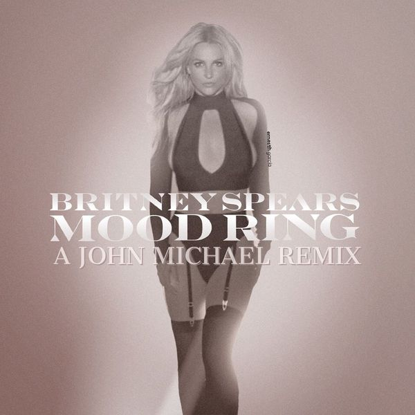 🚨 NEW REMIX ALERT 🚨 Britney Spears' Mood Ring Gets The Remix Treatment By DJ John Michael