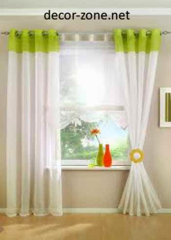 modern bedroom window curtains ideas for small bedroom