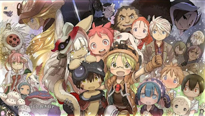 Made in Abyss (Episode 1 – 13) Subtitle Indonesia Batch