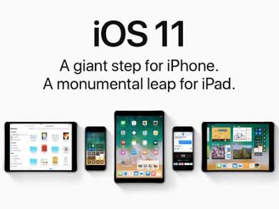 Cara Update iPhone ke Versi IOS 11 Terbaru