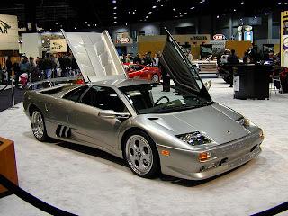 Dream Fantasy Cars-Diablo VT and VT Roadster (1999)