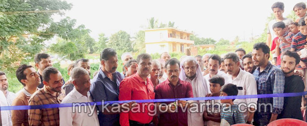 Kasargod, Beraka, Berka Charity Foundation, Office Inauguration, Berka Charity foundation office inaugurated