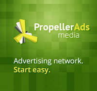 Monetización Propeller Ads