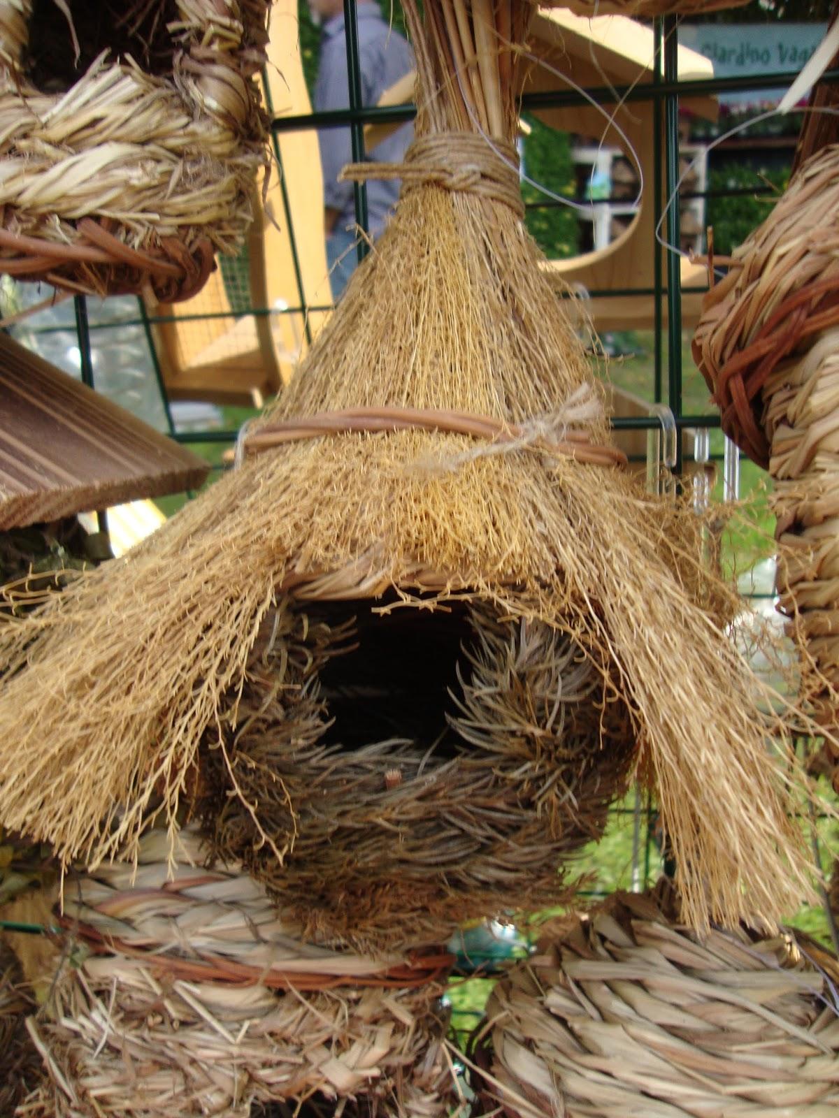 Foto diario di una giardiniera curiosa casette per uccellini - Casette per uccellini da costruire ...