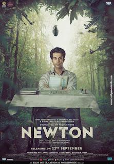 Newton 2017 Hindi 480p HDRip 300mb