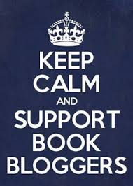 Keep Calm and Support Book Bloggers!