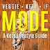 MODE: A Keto Lifestyle Guide: Intermittent Fasting, Intuitive Eating, Conscious Living, and Radical Well-being. by Justin Blyden