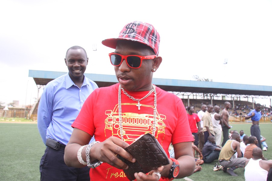 is mike sonko dating shebesh