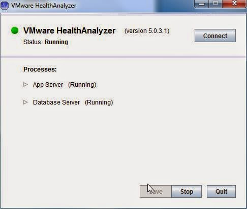 VMware Health Analyzer Service