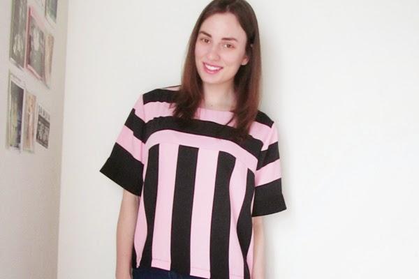 Black Stripes, Pink Stripes