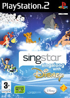 SingStar Singalong with Disney (PS2) 2008