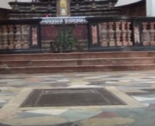 san bernardino cripta