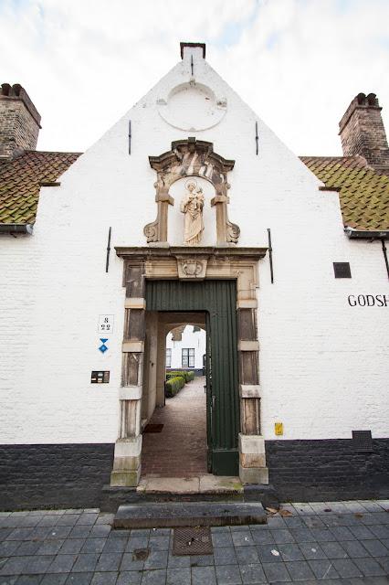 Godshius St-Josef & De Meulenaere-Bruges
