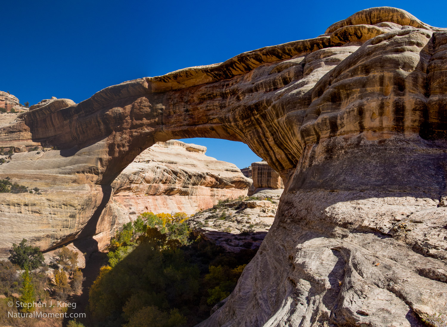 Sipapu Bridge, Natural Bridges National Monument, Utah