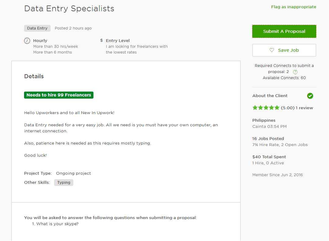 upwork cover letter samples with 100  correct format