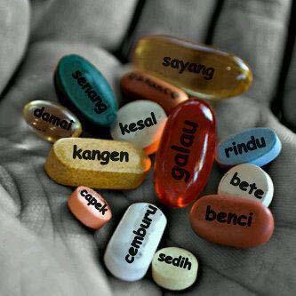 Obat Anti Galau Menurut Islam ~ HER5WAN
