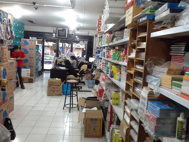 Toko Stationery Grosir dan eceran wilayah mangga dua  | CV. Bina Mandiri -  toko alat tulis kantor