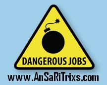 Top 20 Most Dangerous Jobs in The World