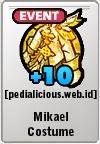 Rare Gear LostSaga Mikael Armor
