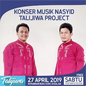 Promo Konser Nasyid Talijiwa Musik