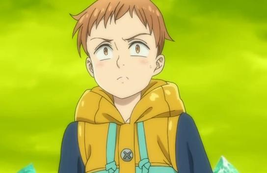 Mundo Anime Nanatsu No Taizai Los Siete Pecados Capitales