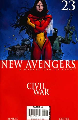Civil War: New Avengers #23 PDF