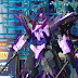 HGBF 1/144 Transient Gundam Glacier Exhibited at C3 Tokyo 2016