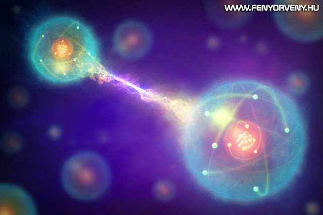 Először sikerült látni a kvantumfluktuációkat