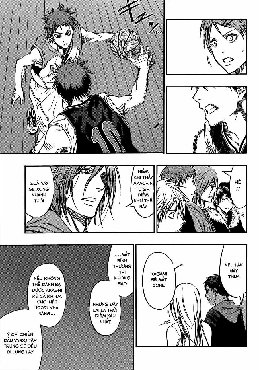 Kuroko No Basket chap 234 trang 20