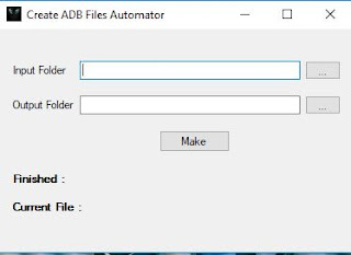 Samsung ADB Enable File Maker Automator Free Tool