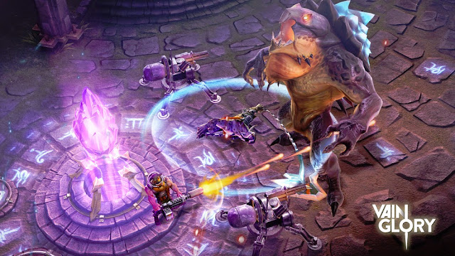 Download Vainglory 2.6.0 Full Apk + Data Update Terbaru Android