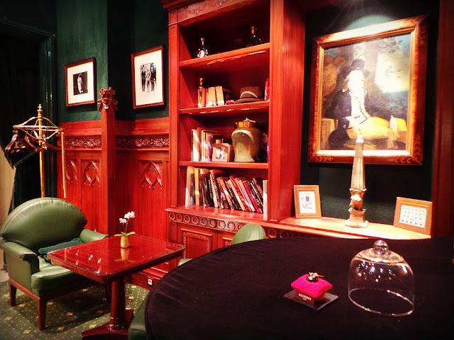 Teatime hôtel Westminster Bucherer horloger patisserie Duke's bar
