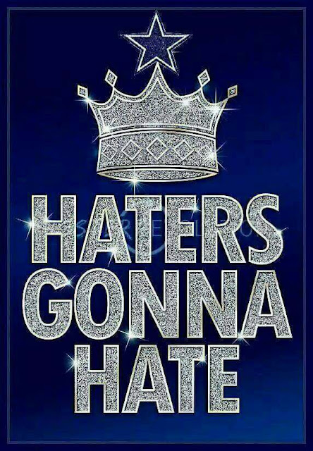 #cowboys - Haters gonna hate