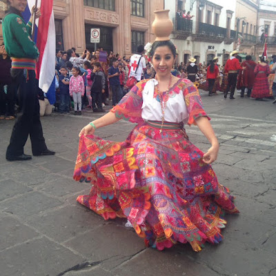 festival del folclor Zacatecas 2017