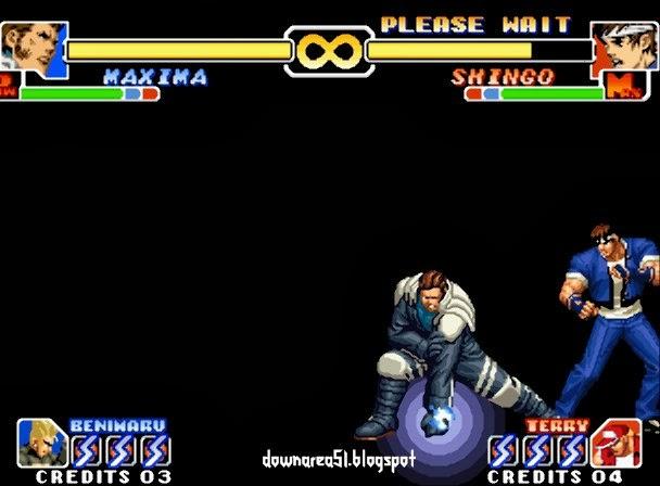 Maxima Super Move KOF 1999