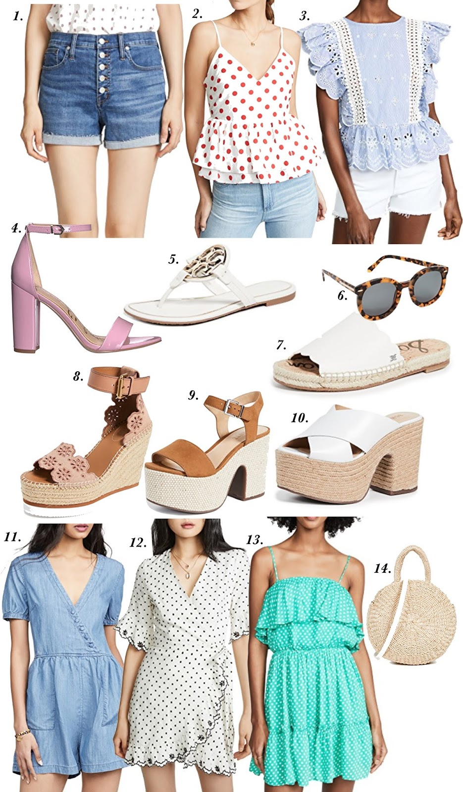 Shopbop Spring Event: My Picks + Purchases - Something Delightful Blog