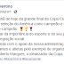 Prefeito Dinha participa da final da Copa Cia de Futebol
