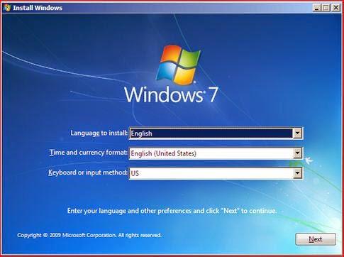 2 - windows 7 install In Hindi