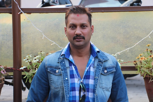 Nikhil Upreti Biography