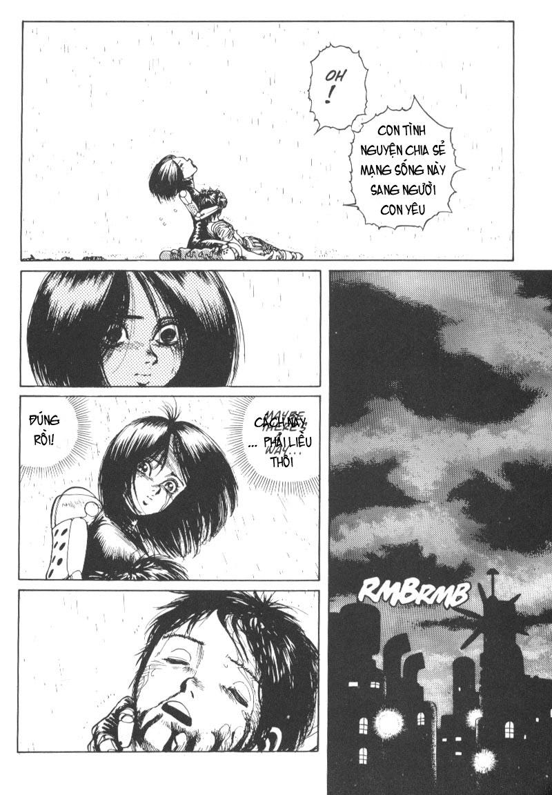 Battle Angel Alita chapter 10 trang 55