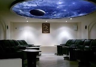 Потолок ЗВЁЗНОЕ НЕБО Гулькевичи