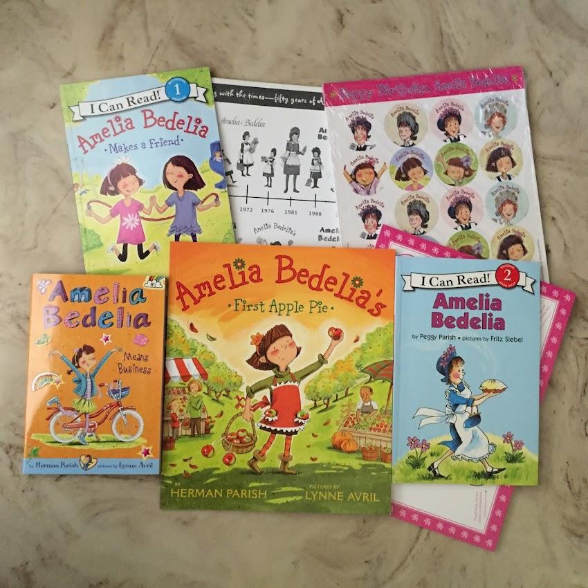 Happy 50th Birthday Amelia Bedelia! {Giveaway!}