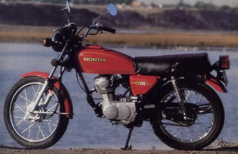 Of Honda Cb 125s Motorcyclecar Wiring Diagram